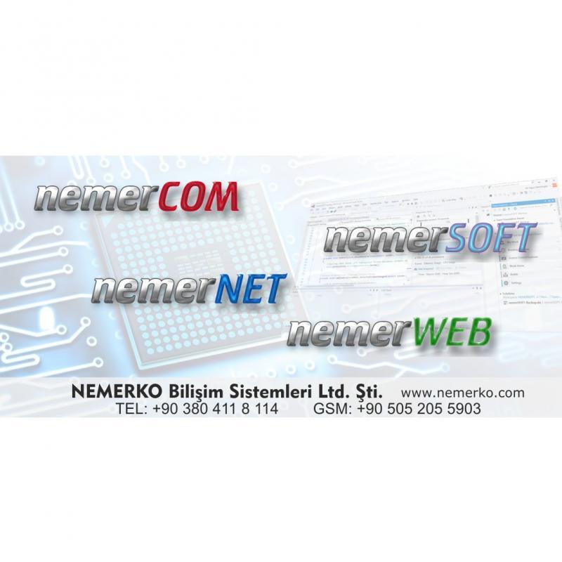 NEMERKO Bilişim Sistemleri Ltd. Şti.